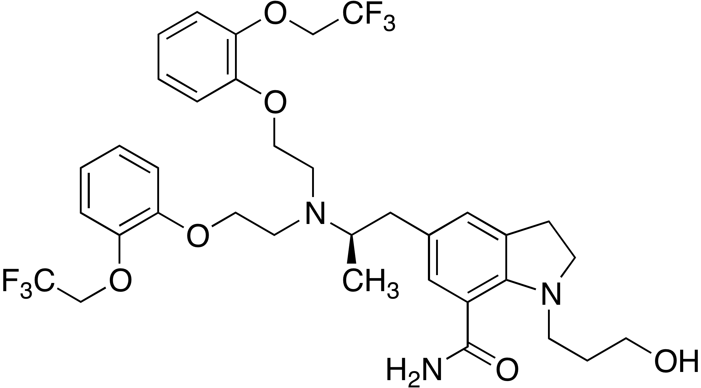 Silodosin impurity 3 (Dimer impurity)