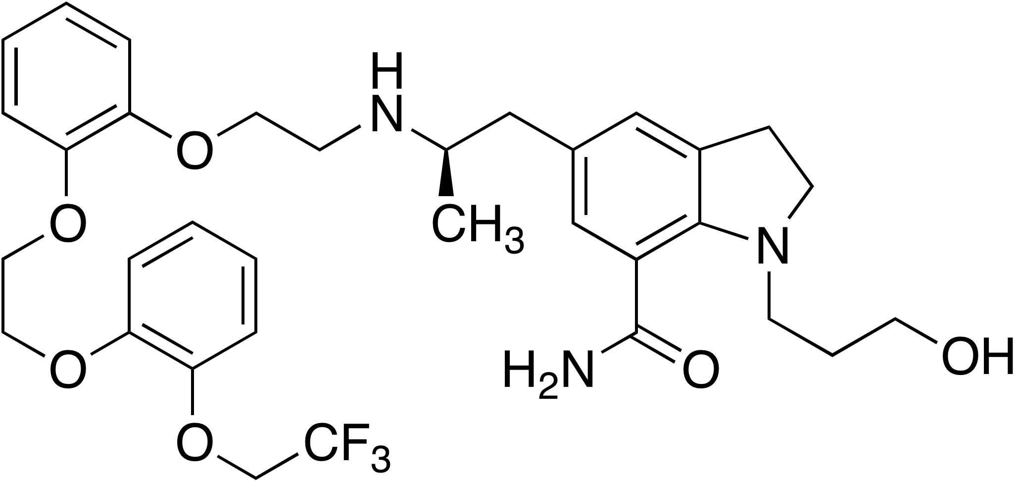 Silodosin impurity 12