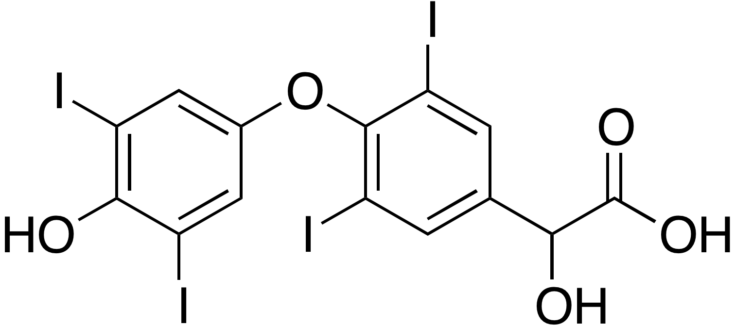 Levothyroxine USB B impurity