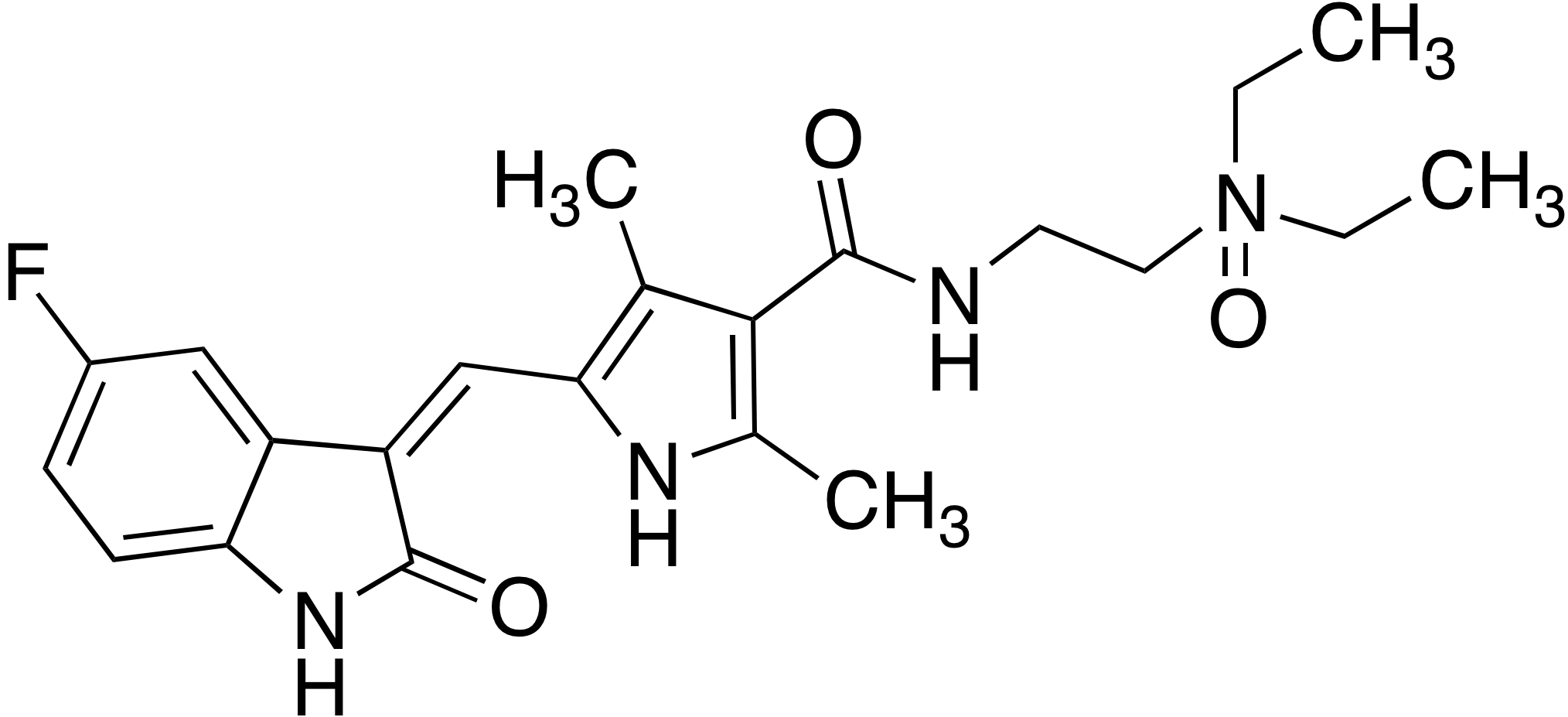 Sunitinib N-oxide