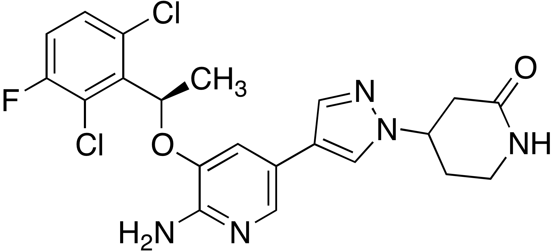 2-Keto crizotinib