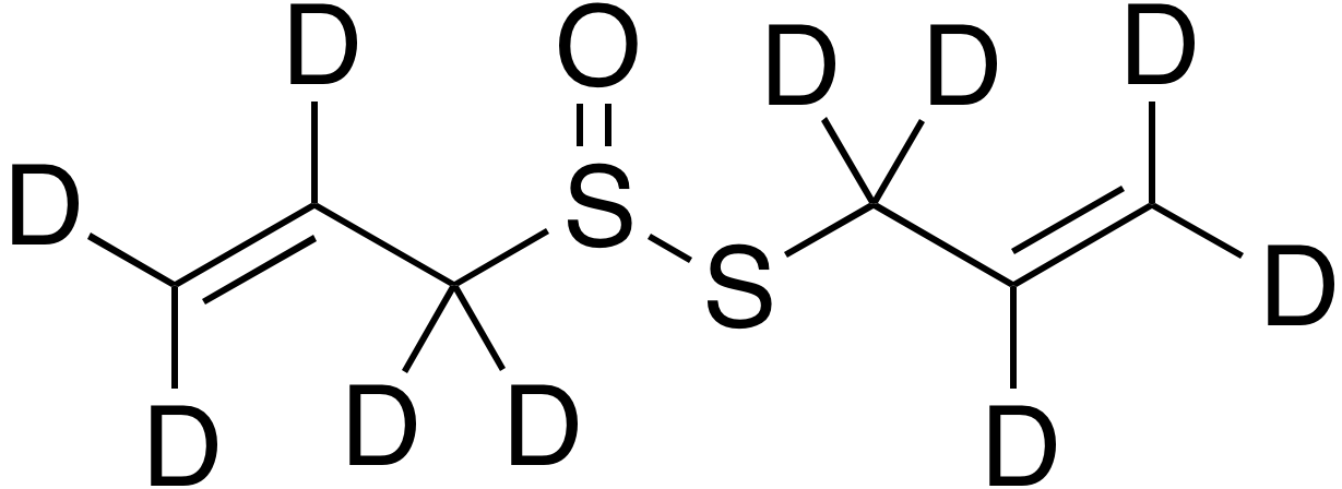 Allicin-d<sub>10</sub>