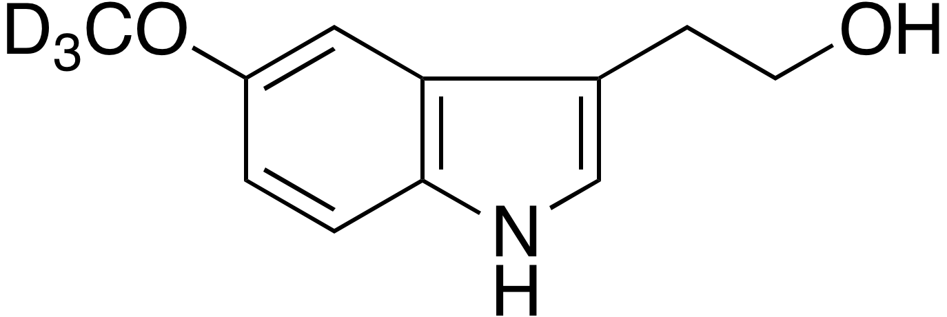 5-Methoxy-d<sub>3</sub> tryptophol