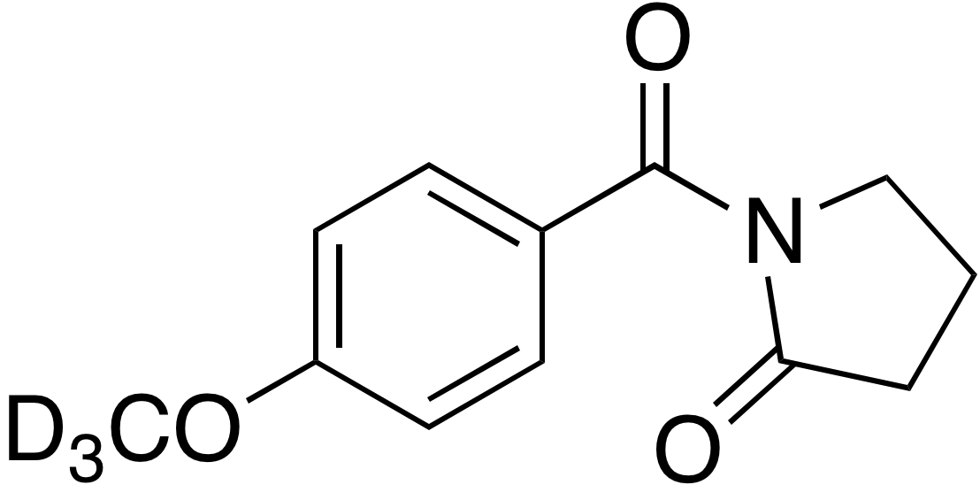 Aniracetam-d<sub>3</sub>