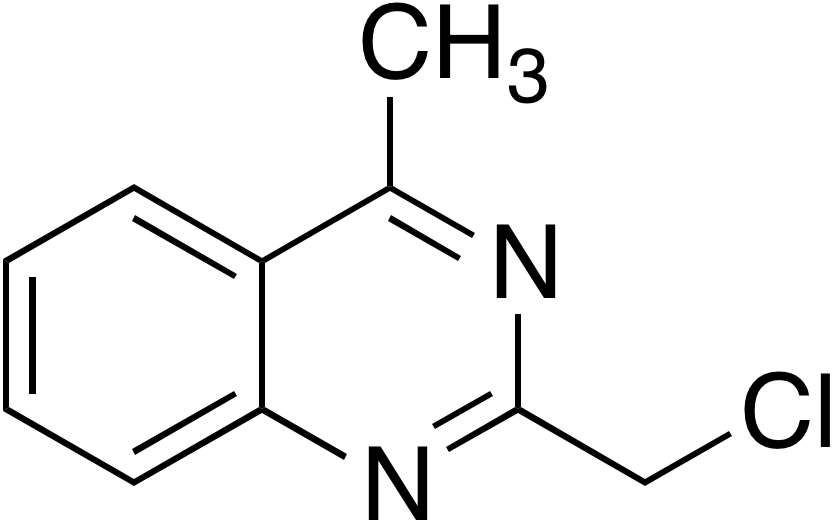 2-(Chloromethyl)-4-methylquinazoline