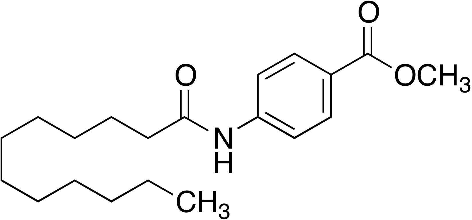 Methyl-4-dodecanamidobenzoate