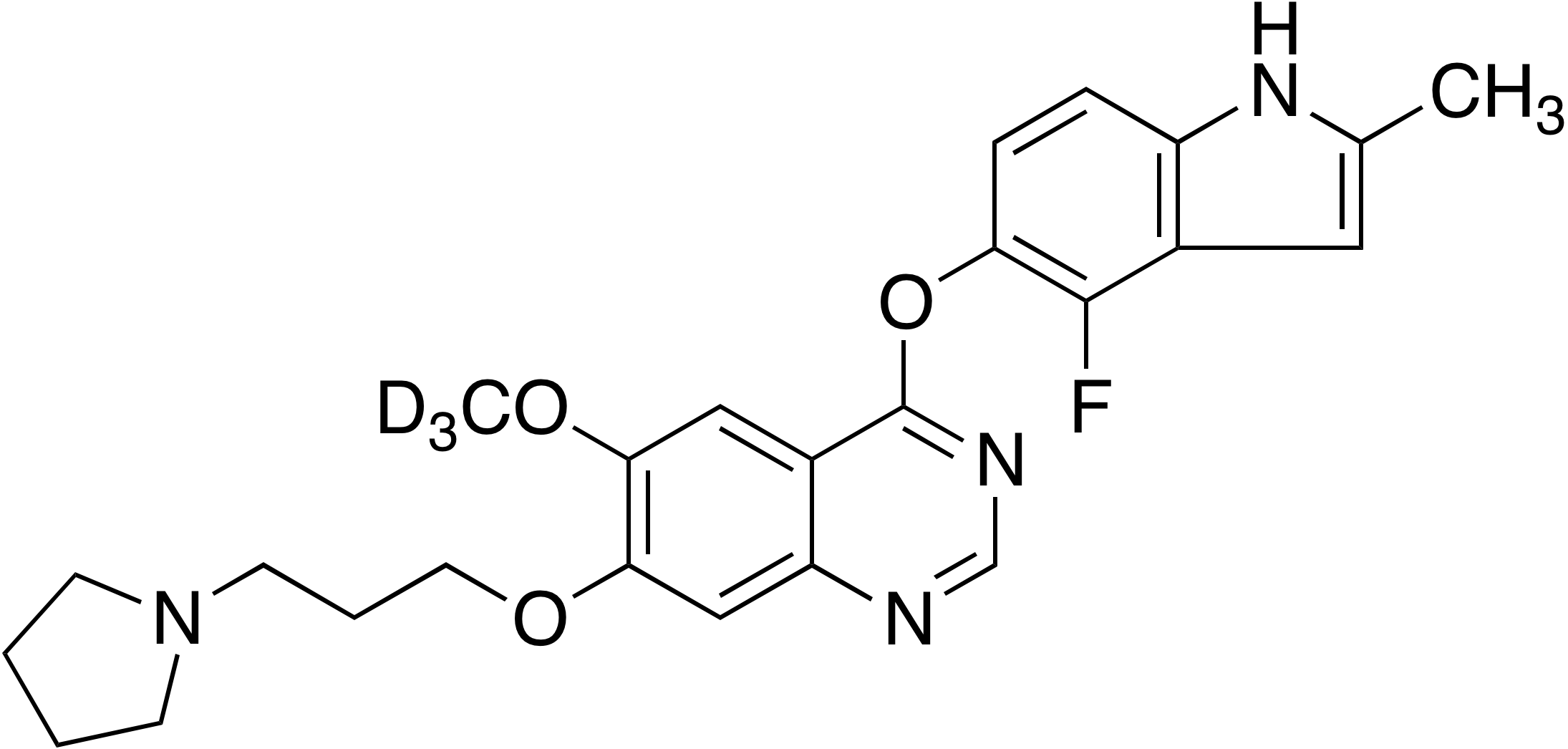 Cediranib-d3