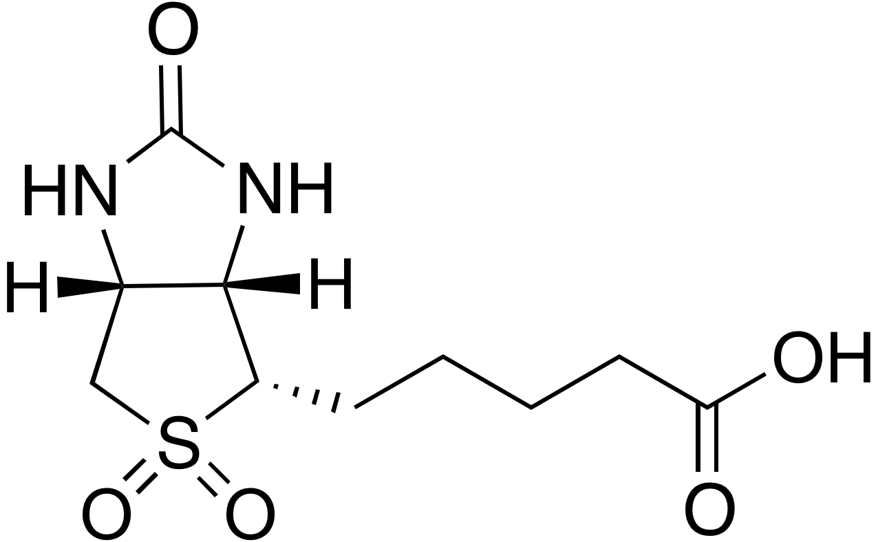 Biotin sulfone