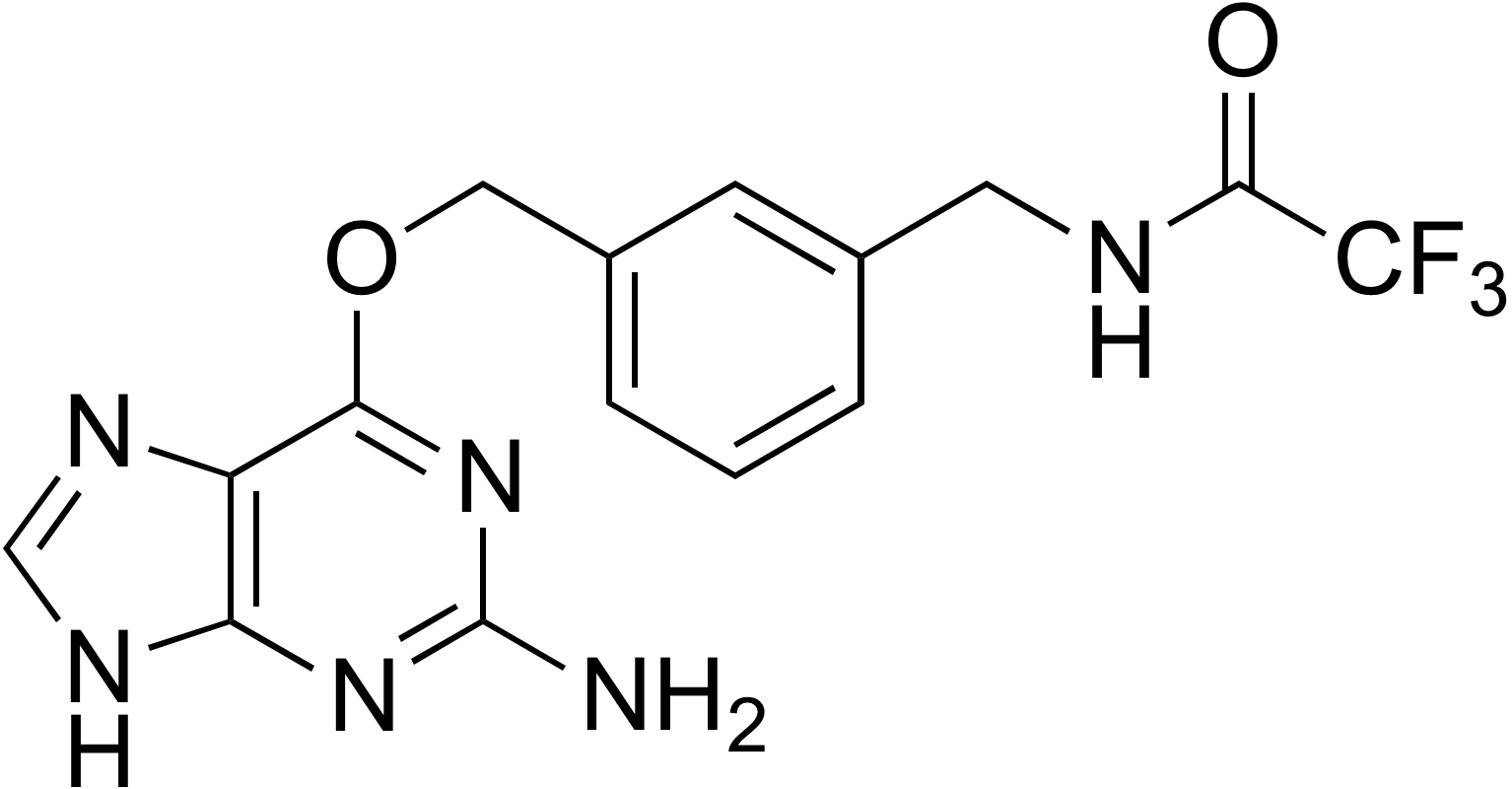 O6-[3-(Trifluoroacetamidomethyl)benzyl]guanine