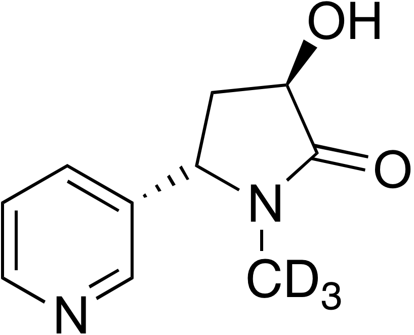 trans-3-Hydroxycotinine-d<sub>3</sub>