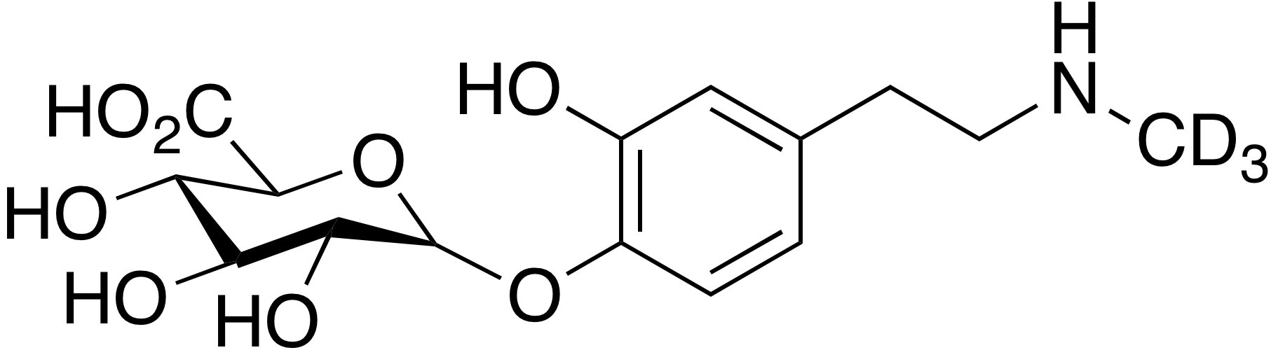 4-O-Glucuronylepinine-d<sub>3</sub>